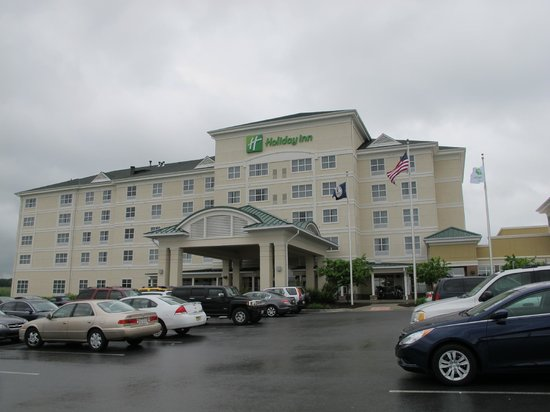 Holiday Inn & Suites Front Royal Blue Ridge Shadows: отель