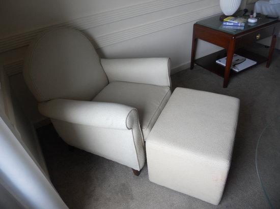 Sofitel Rio de Janeiro Ipanema: Chair