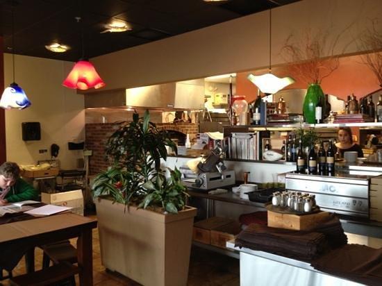 Gino's Italian Restaurant : Gino's