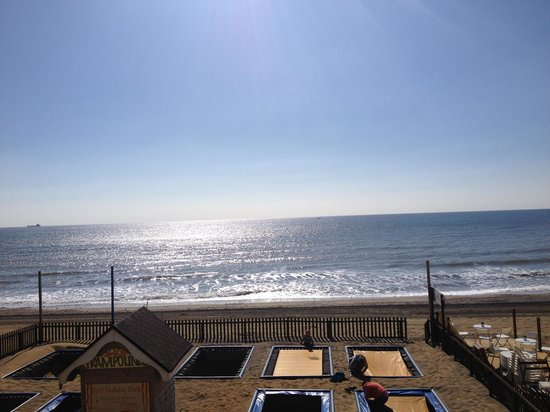 Sandringham Hotel: What a beautiful Day on Sandown beach
