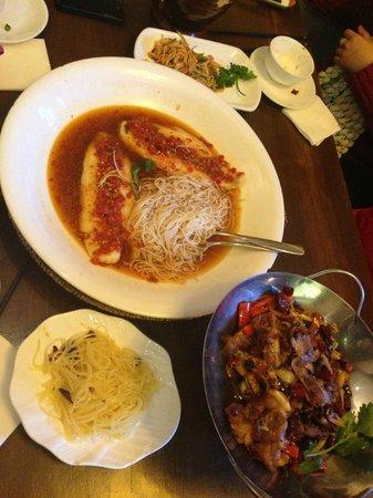 Bashan Restaurant : Ba Shan