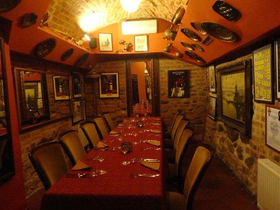 Restauracja Pod Gryfami: Pod Gryfami