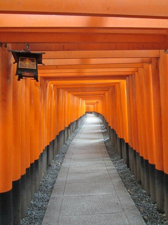 Hyatt Regency Kyoto: Funishi Inari