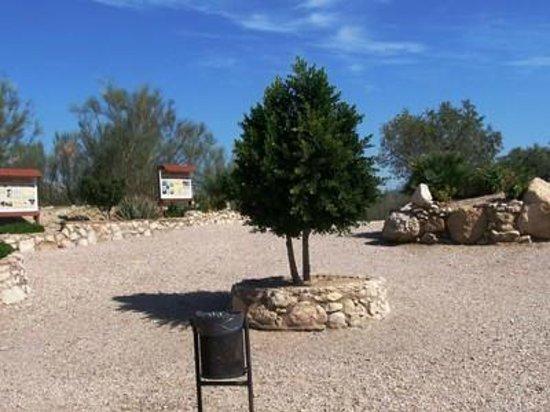 Cuevas de Sorbas: Erläuterungstafeln