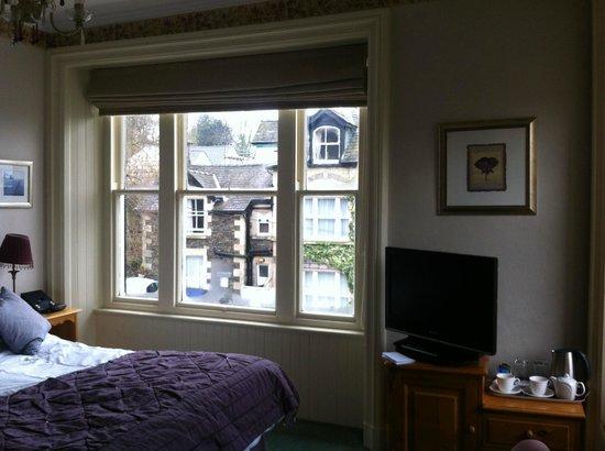 The Westbourne: Main window
