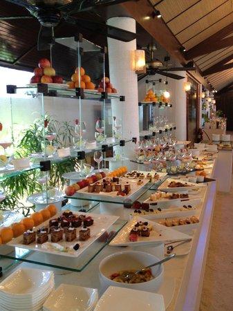Lily Beach Resort & Spa: ristorante