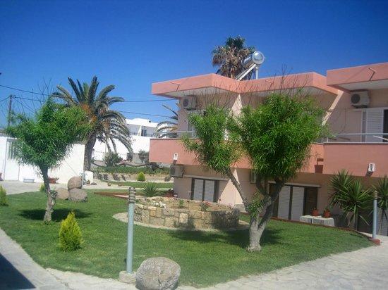 Sevi Studios: Sevi Apartments - Front view