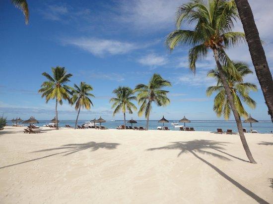 Sofitel Mauritius L'Imperial Resort & Spa: Dein Strand