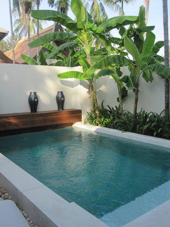 SALA Samui Choengmon Beach Resort : Sala pool villa
