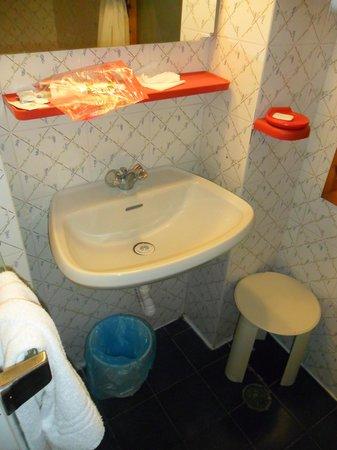 Ariston Hotel : Bagno4