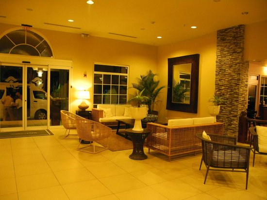 Country Inn & Suites By Carlson, Panama Canal, Panama: Entryway