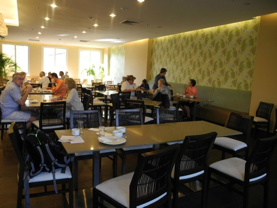 Country Inn & Suites By Carlson, Panama Canal, Panama: Breakfast Room