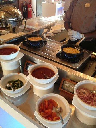 Lily Beach Resort & Spa: colazione