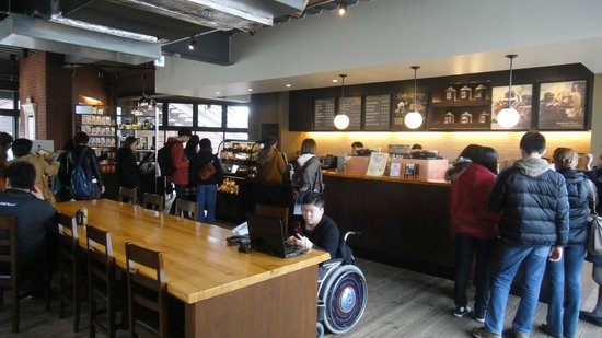 Starbucks Coffee Hakodate Bayside
