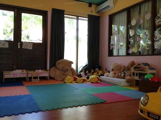 Lily Beach Resort & Spa: Baby club