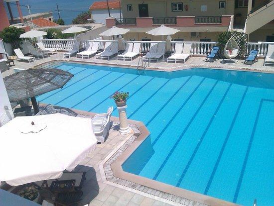 Fedra Mare Studios: pool