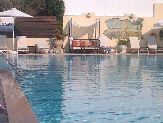 Fedra Mare Studios: beautiful pool