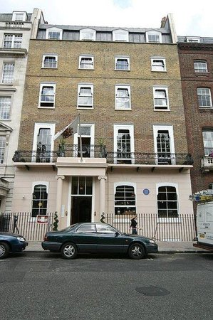 Photo of No 5 Cavendish Square London