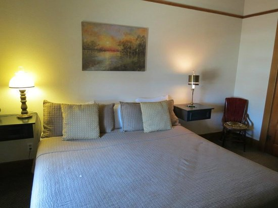 Hotel Vendome : Room #26