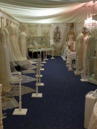 The Sheelin Antique Lace Shop & Collection: Museum