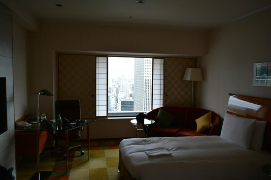 Hilton Osaka: номер 2212