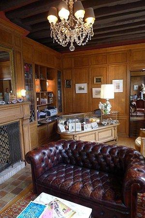 La Maison de Lucie : Hôtel réception