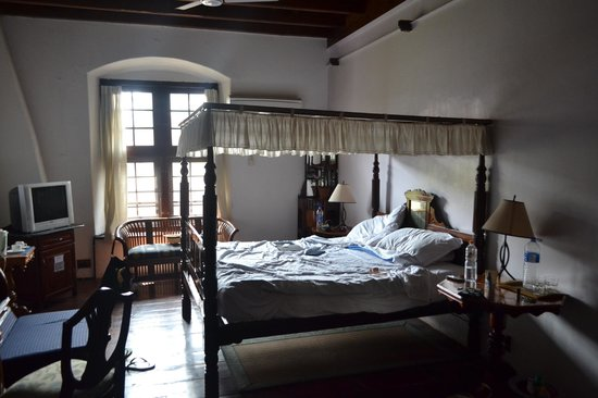 The Old Courtyard: Deluxe room