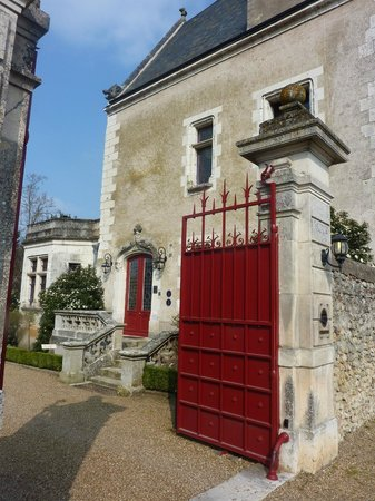 Le Manoir Saint Thomas: отель