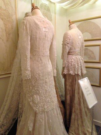The Sheelin Antique Lace Shop & Collection: Lace dress