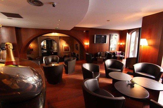Hotel Palazzu U Domu: Lobby