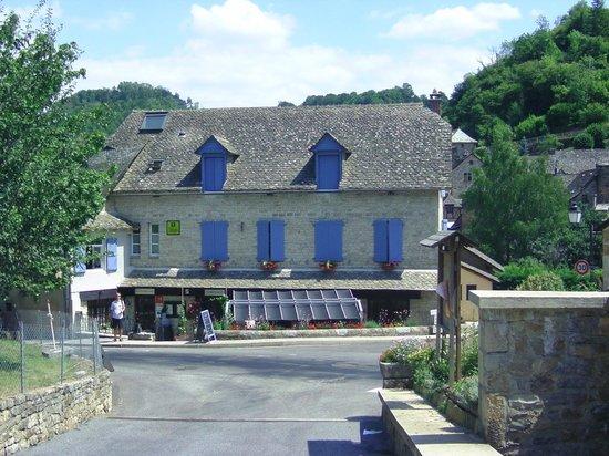 Restaurant de l'Auberge du Chateau: Das Restaurant