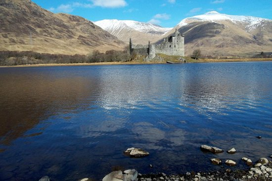 Dalmally, UK: Kilchurn Castle