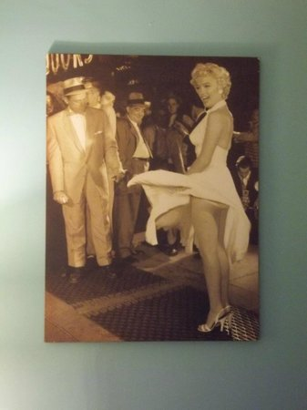 Palm Springs Rendezvous: Marilyn