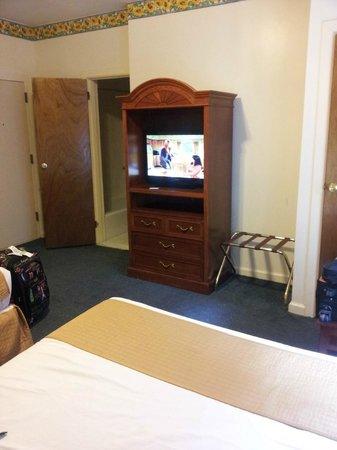 Hotel St. James: room #904