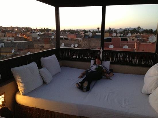 Riad Kheirredine: comfortable in ever way!
