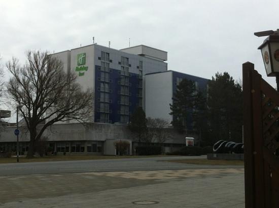 Leonardo Hotel Wolfsburg City Center: siden mod gågaden