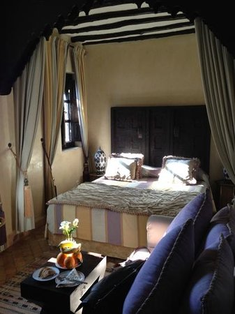 Riad Kheirredine: Verveine room- beautiful!