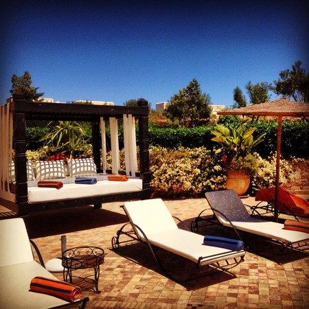 Essaouira Lodge : Pool side