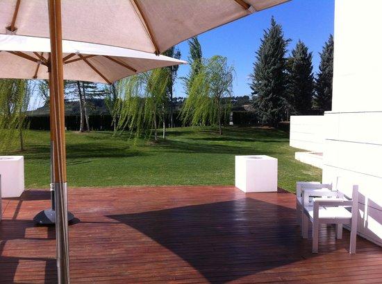 Finca Prats Hotel Golf & Spa: Jardin 1