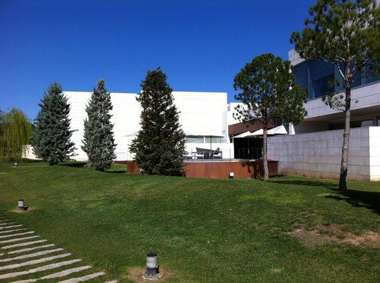 Finca Prats Hotel Golf & Spa: Jardin 2