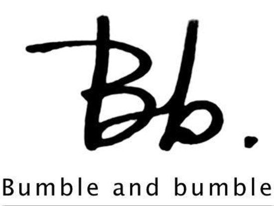 Tea Garden Salon & Spa: Bumble and bumble logo