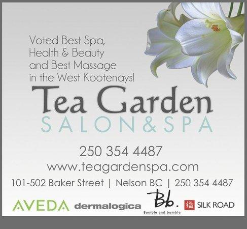 Tea Garden Salon & Spa: Company logo