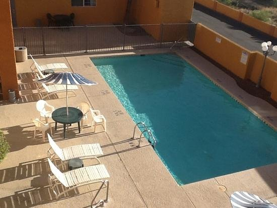 Quality Inn Tucson Airport : Hotel Pool