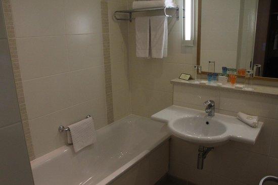 The Croke Park: Deluxe Zimmer Bad mit Dusche u. Wanne