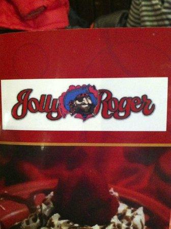 Jolly Roger Restaurant & Bar: Dessert menu