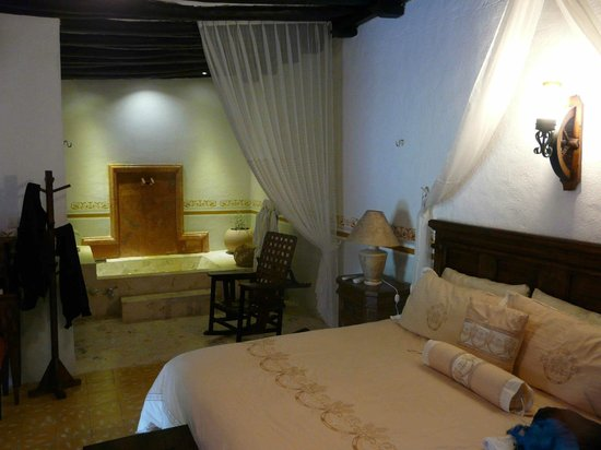 Casa Tia Micha: Our room was beautiful