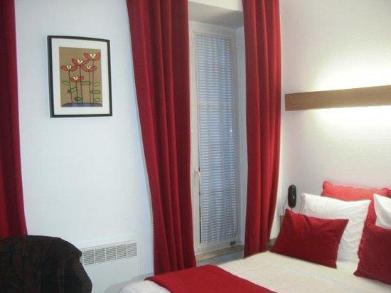 Hotel Victoria: Vue de la chambre