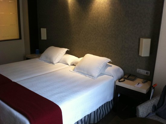 NH Tenerife: Doble cama