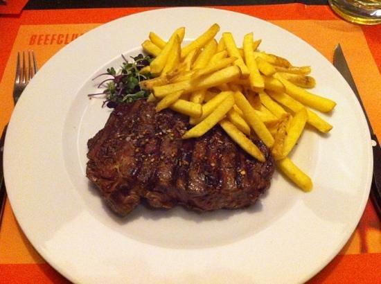 Beef Club Wolfsburg: Ribeye