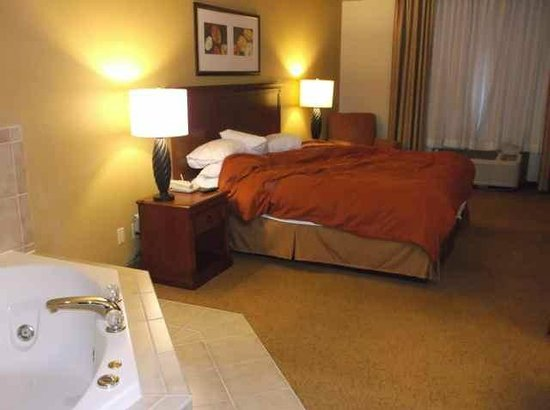 Country Inn & Suites By Carlson, Chattanooga at Hamilton Place Mall: Bed